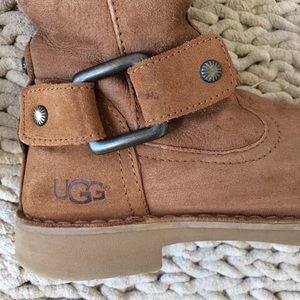UGG Braiden harness boots